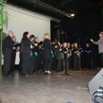 Der Chor des Sängerbund-Germania