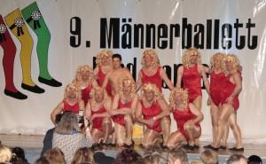 v.l. H. Ruhstorfer, R. Nothnagel, M. Wald, W. Kolb, J. Gernand, T. Rühl,  A. Gerhard, A. Pühler, K. Frischling, K-H. Kärcher, K.U. Müller, O. Tobisch.